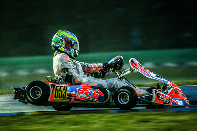 Tom Bale Karting X30 Super IAME International Final 2016